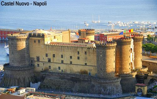 Château Neuf - Naples