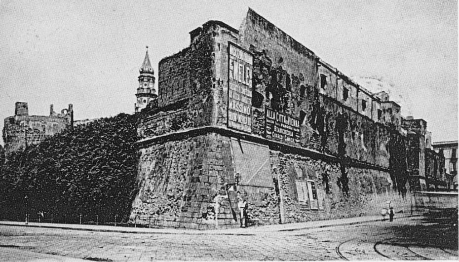 Kastelo del Carmine