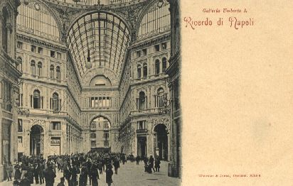 Galerie Umberto I