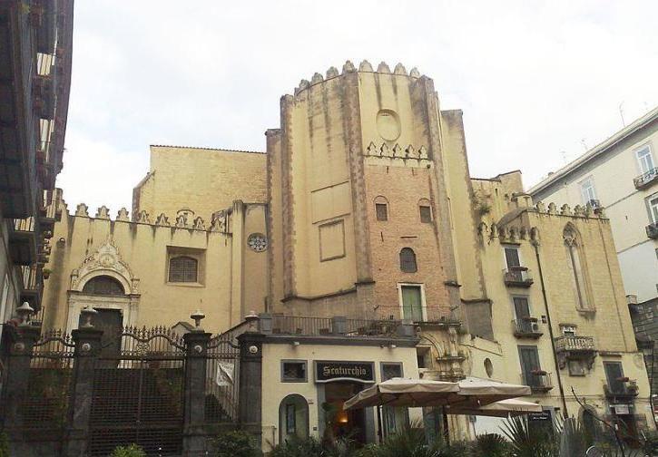 Basilique de San Domenico Maggiore