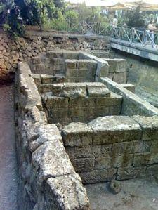 scavi archeologici di Piazza Bellini