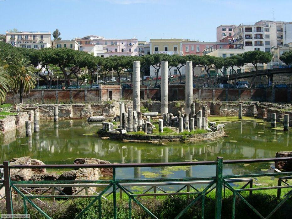 Macellum - Tempio di Serapide